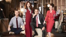Will & Grace cast