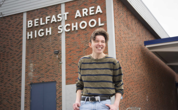 First-ever out transgender valedictorian is on his way to Harvard