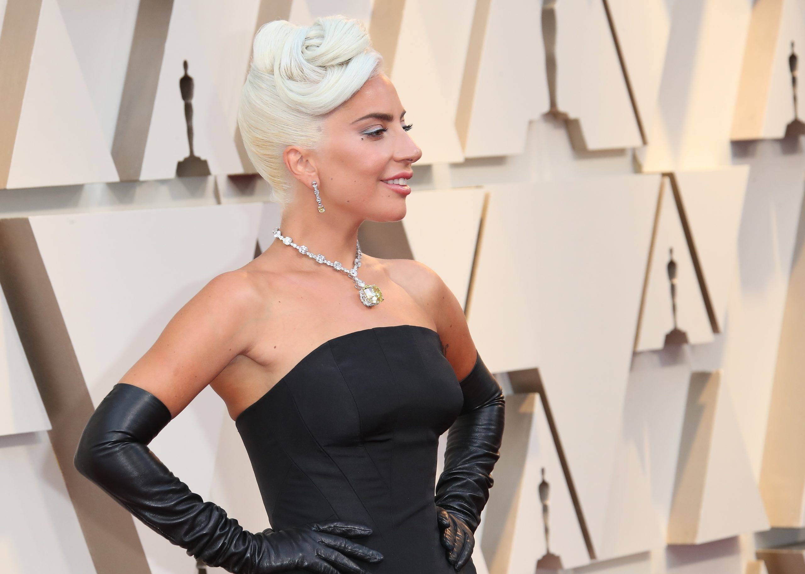 Lady Gaga says she had her $30 million diamond necklace confiscated on a Taco Bell trip after 'barrelling through champagne' and partying with Madonna