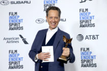 Richard E Grant. (Phillip Faraone/Getty Images)