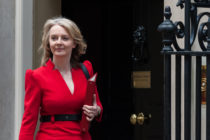 Liz Truss just wished everyone a happy Pride – 17 days in