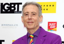 Lifelong LGBT+ rights activist Peter Tatchell