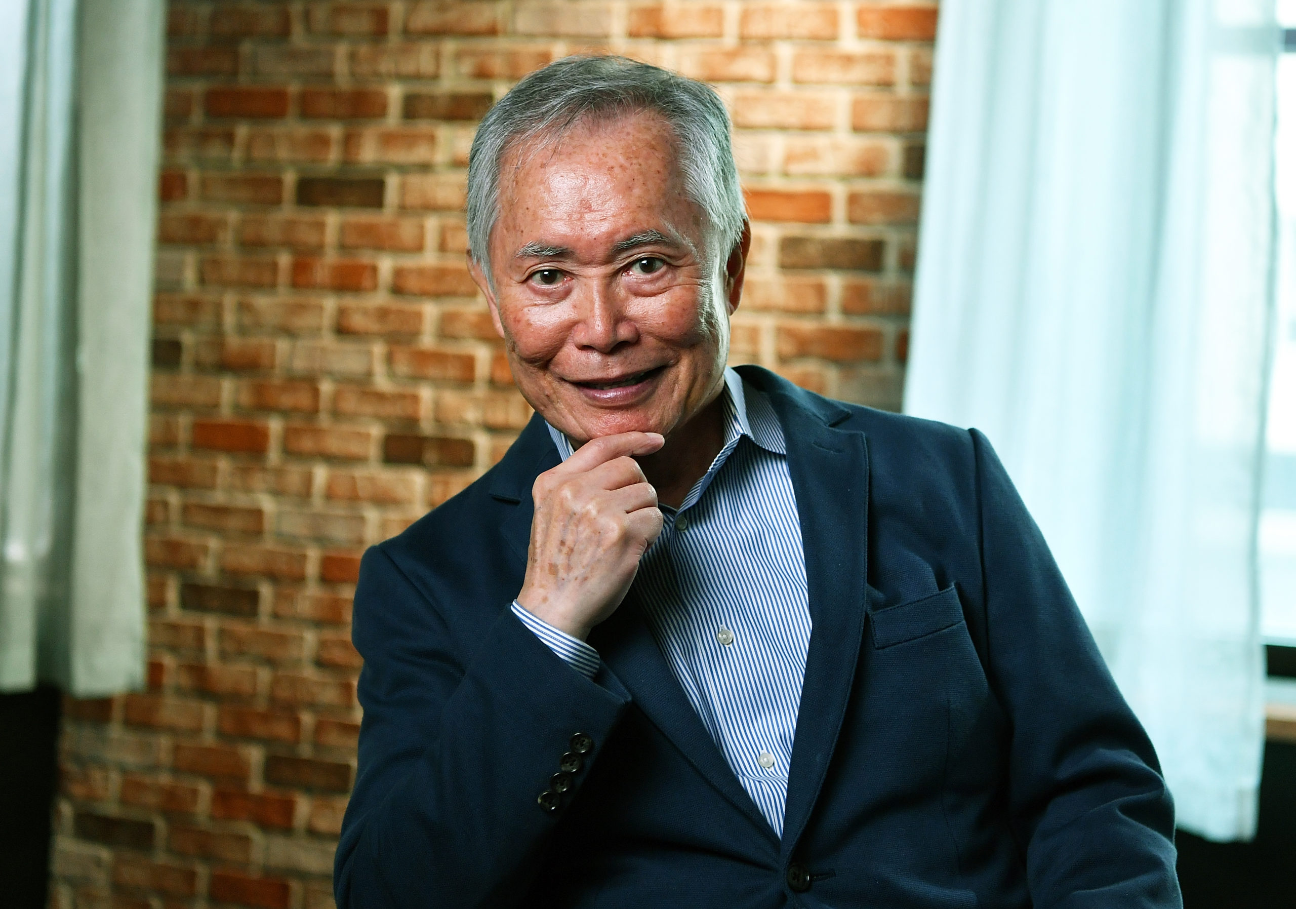Star Trek legend George Takei is trying to convince right-wing bigots to stay home by claiming coronavirus turns people gay