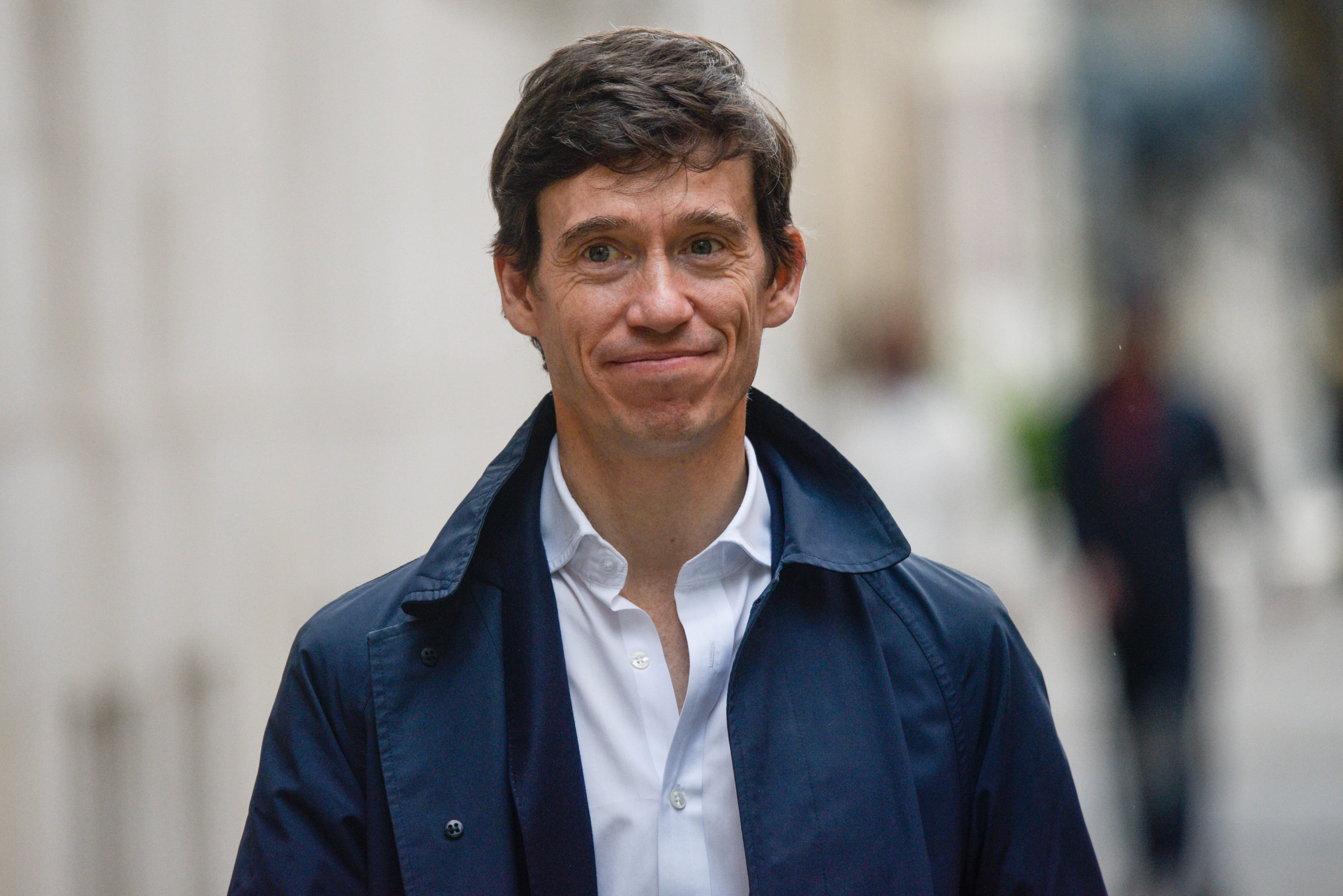 Ministry of Justice categorically denies Rory Stewart's preposterous claim that trans prisoners are 'raping female prison staff'