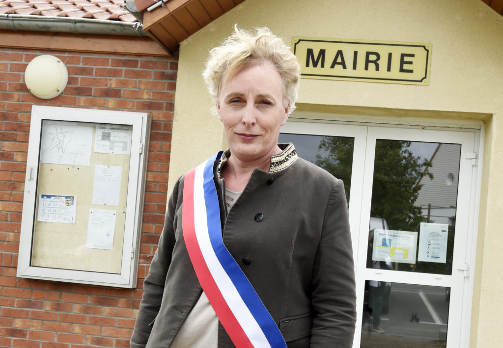 Marie Cau: France makes history by electing first-ever openly trans mayor