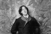 Oscar Wilde, Irish writer, in New York in January 1882. (DeAgostini/Getty Images)