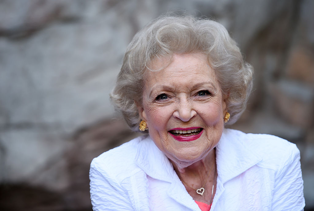 Betty White Lifetime Christmas
