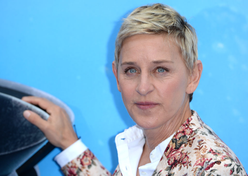 Ellen DeGeneres' Former Bodyguard Breaks Silence With Shocking Allegations