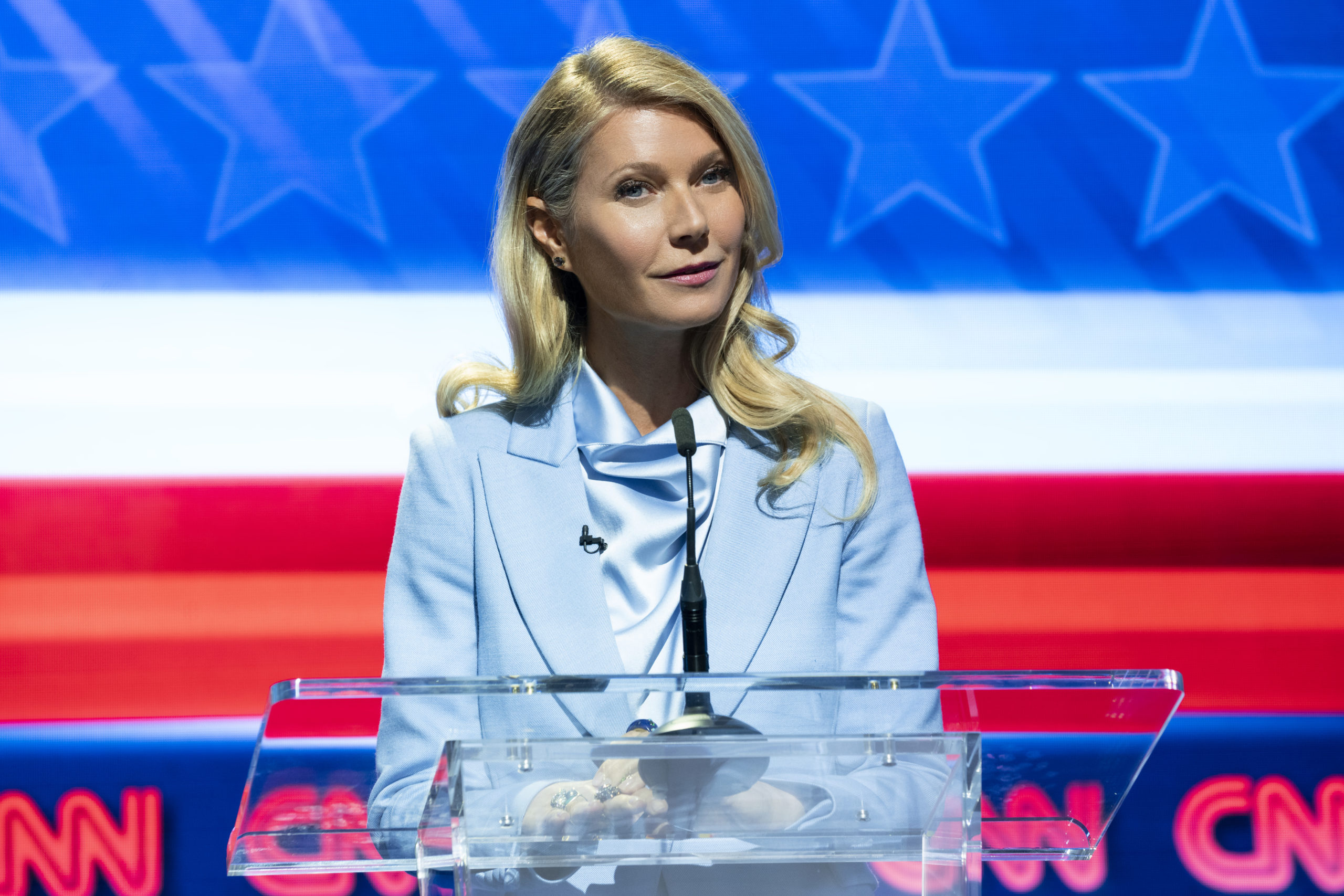 Gwyneth Paltrow in The Politician season 2 (NICOLE RIVELLI/NETFLIX)