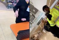 Gay couple allegedly kicked out of Sainsbury's because of their sexuality