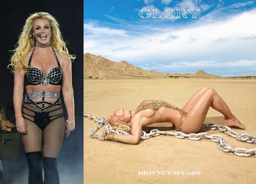 """Britney Spears dropped a new single """"Mood Ring"""" and sent fans into a frenzy. ( Gareth Cattermole/BCU18/Getty Images for BCU/Twitter)"""