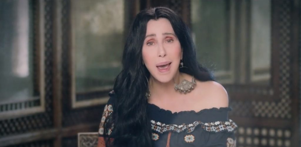 It will mark the first time Cher has ever released a song in Spanish