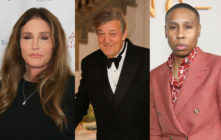 Caitlyn Jenner, Stephen Fry and Lena Waithe