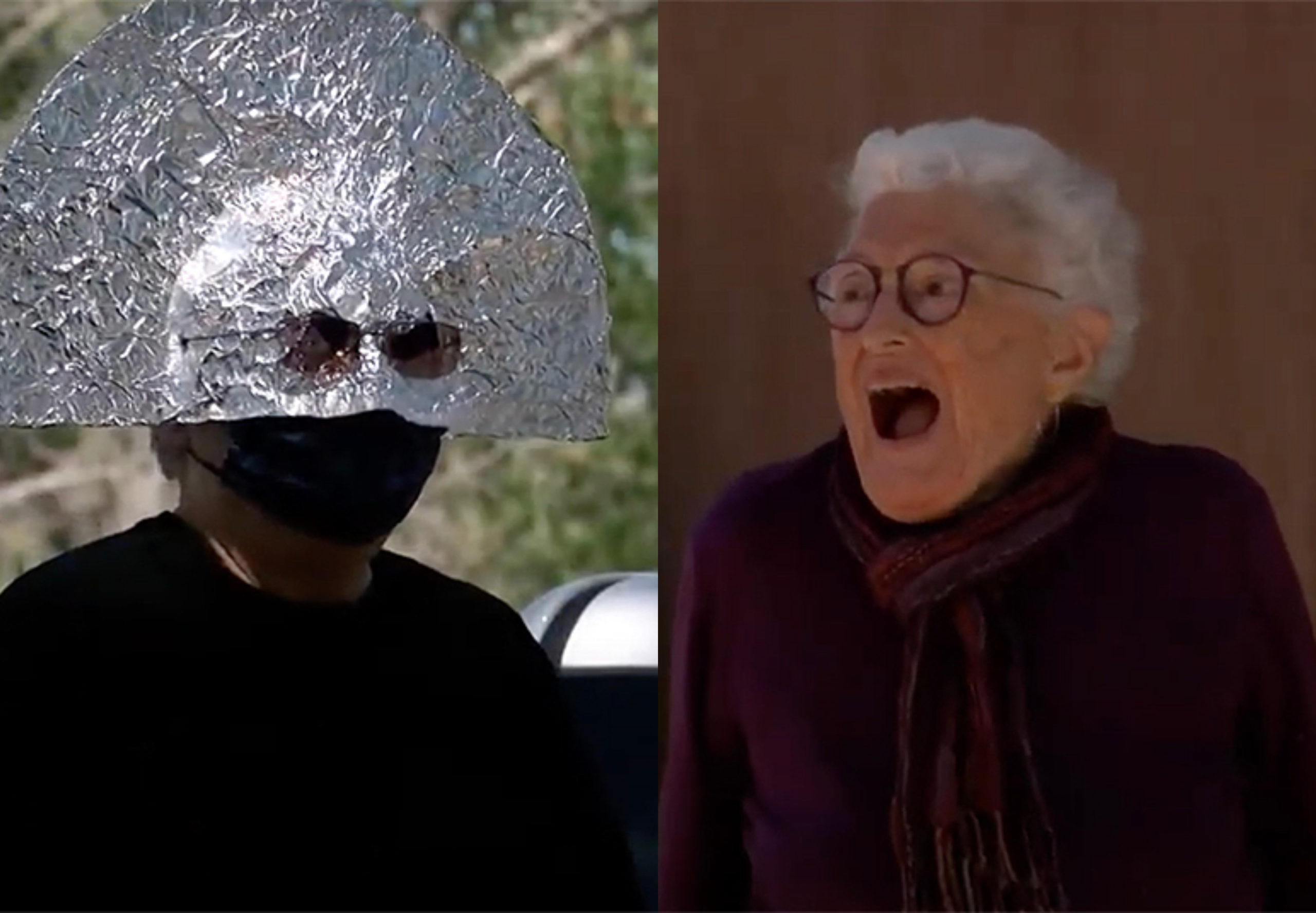 Lady Gaga super fan surprised with 89th birthday street parade