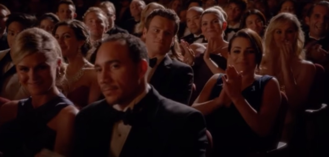The coronavirus pandemic has caused a rather awkward plot hole in Glee