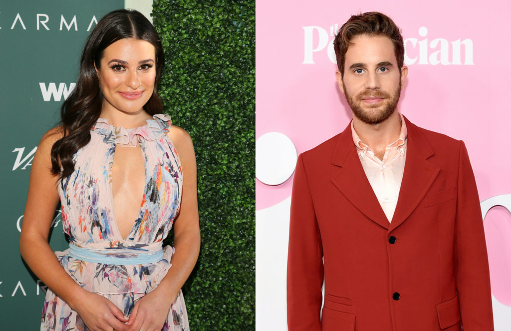 Ryan Murphy wants to remake Glee with Lea Michele and Ben Platt