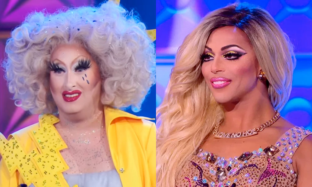 Sherry Pie and Shangela