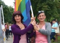 Hungarian trans couple Tamara Csillag and Elvira Angyal