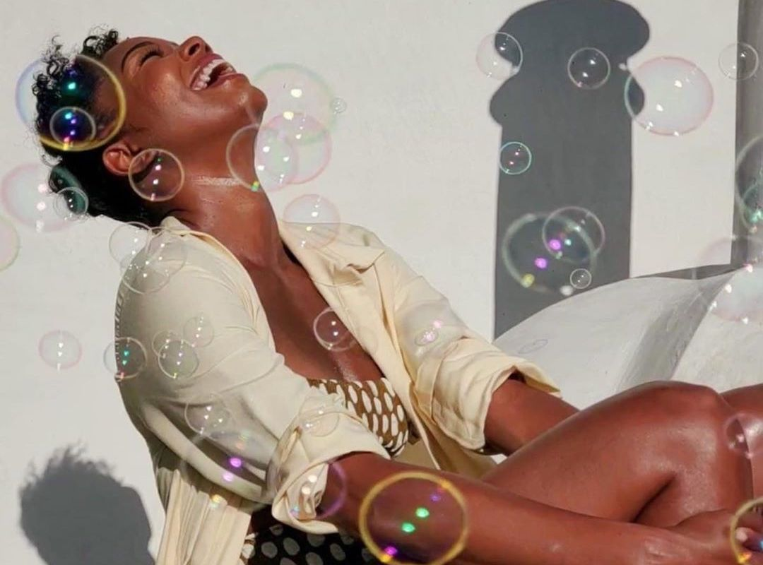 Gabrielle Union, shot by her trans stepdaughter Zaya Wade for Self Magazine