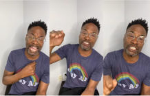 Billy Porter Black Lives Matter racism