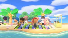 Pride island with queer club and rainbow march coming to Animal Crossing