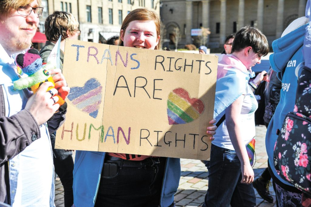 London: Trans rights protest planned against scrapping of GRA reform