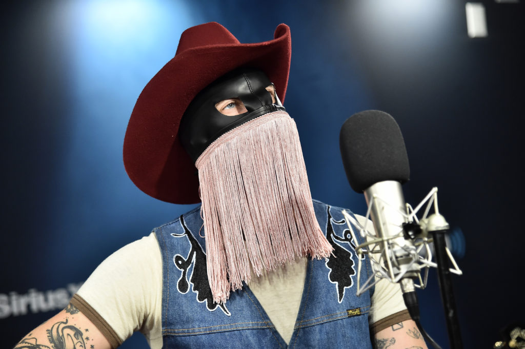 Orville Peck. (Steven Ferdman/Getty Images)