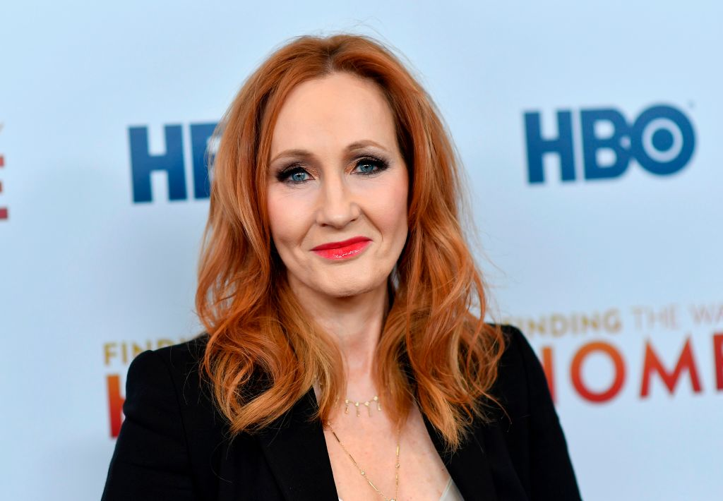 JK Rowling breaks her silence after Harry Potter fan sites distance themselves from author's 'harmful' anti-trans views