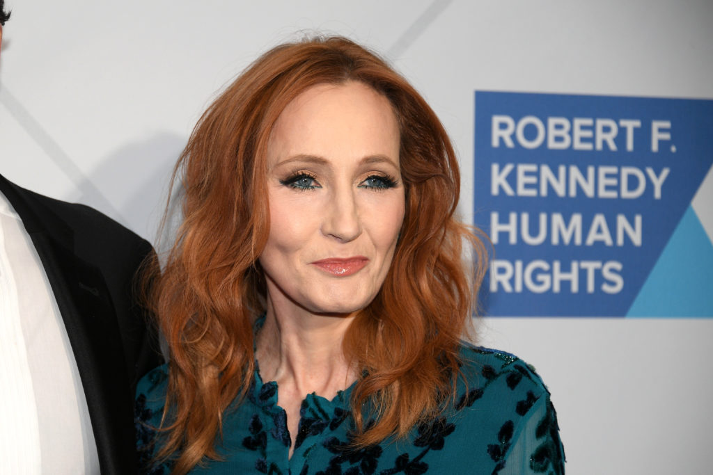 News website apologises to JK Rowling for suggesting she is 'transphobic'