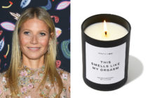 Gwyneth Paltrow orgasm candle