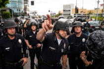 LAPD Chief of Police Michel Moore