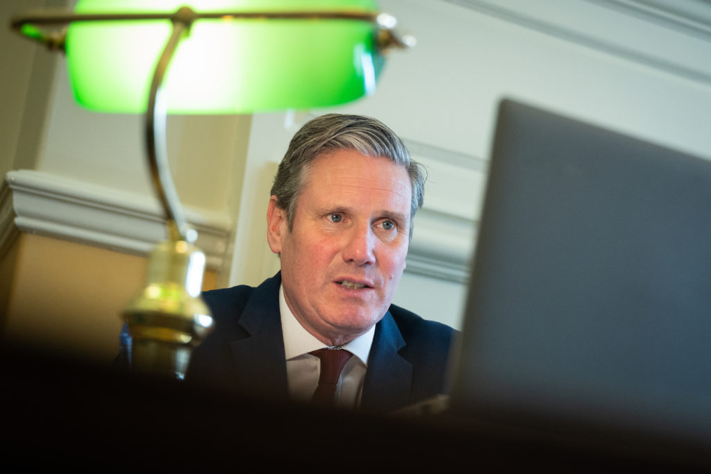 Keir Starmer's 'deafening silence' on trans rights slammed by activists