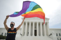 Supreme Court LGBT workplace discrimination ruling poll