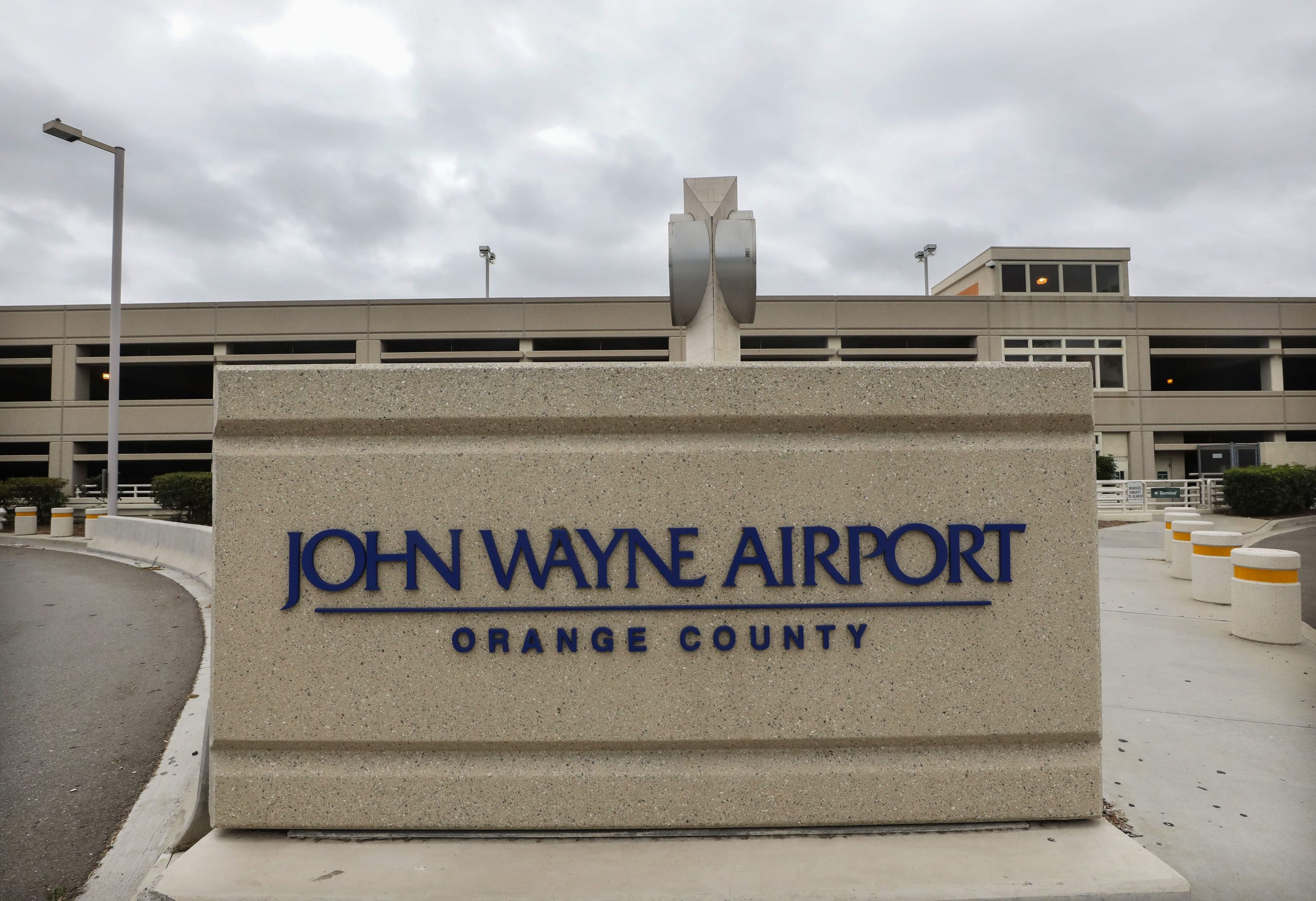 Democrats are calling for the name of John Wayne airport to be changed and the statue to be removed due to the deceased actor's 'racist and bigoted statements'.