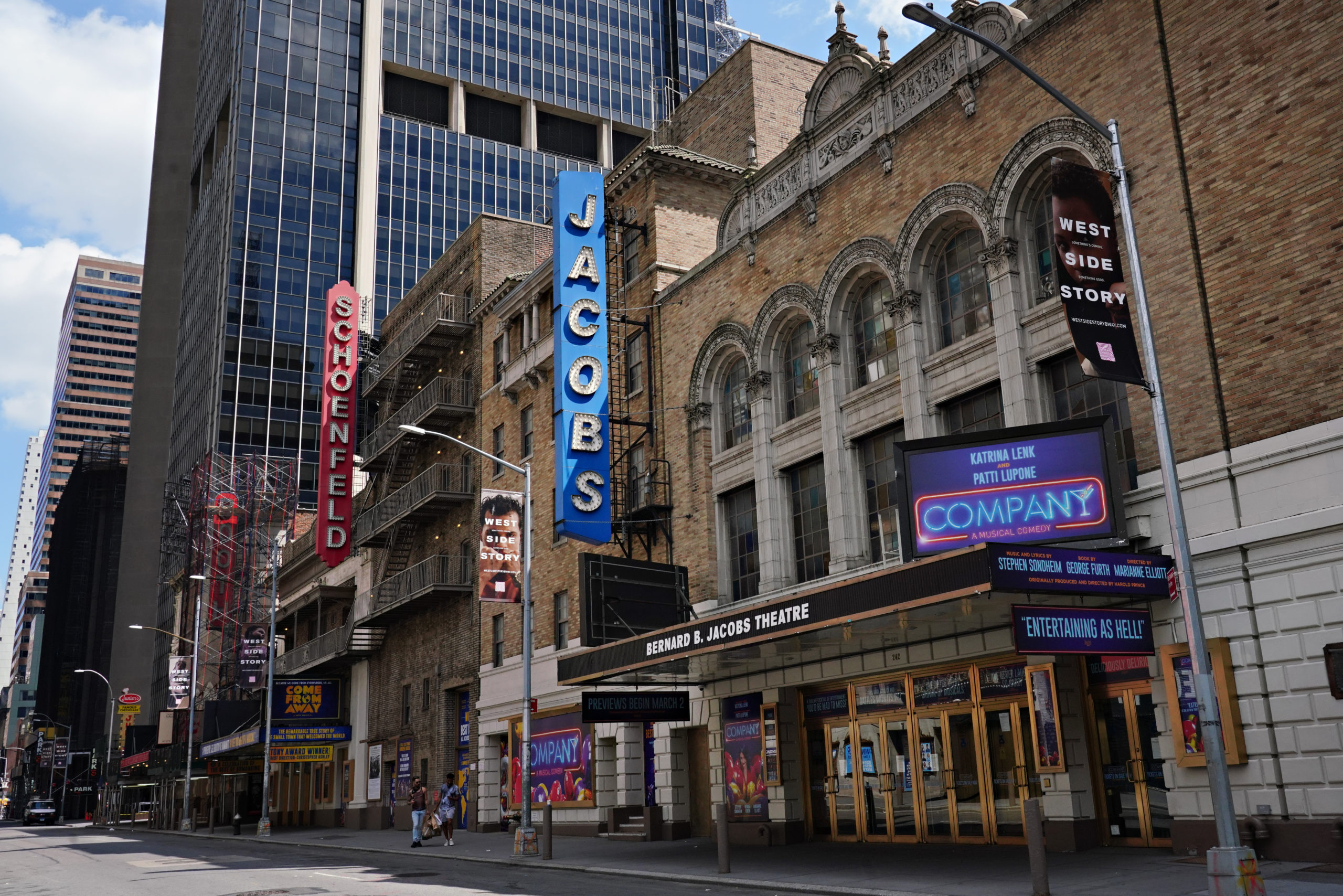 Broadway will remain closed until 2021 due to the ongoing coronavirus pandemic.