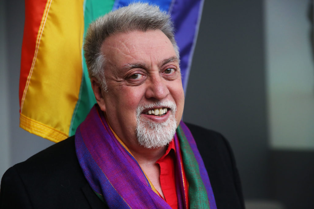 Pride Flag Creator Gilbert Baker bullying