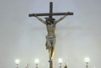 The school board was accused of 'crucifying Jesus