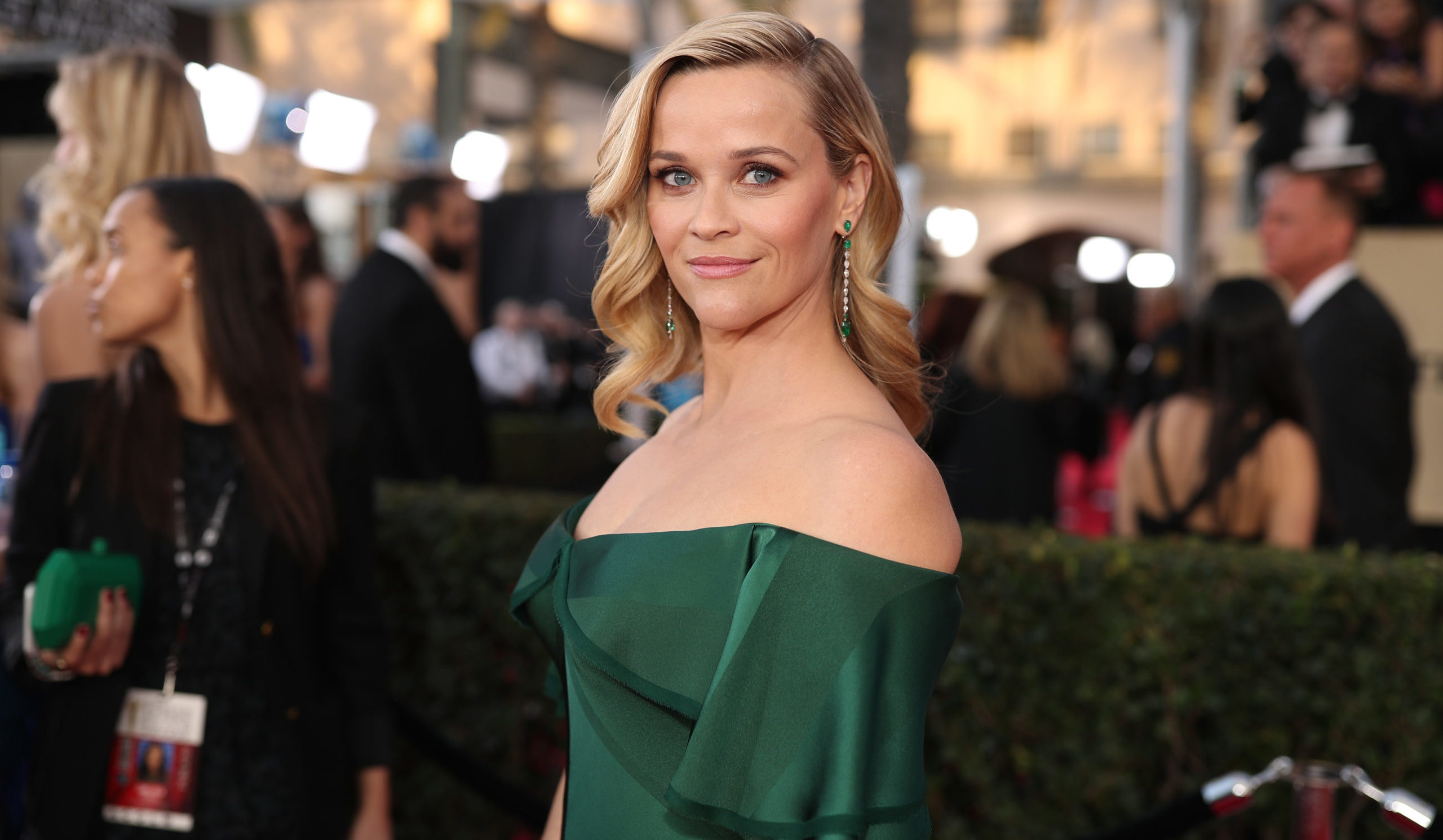Reese Witherspoon. (Christopher Polk/Getty Images for Turner)