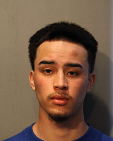 Orlando Perez, 18, allegedly shot a woman after discovering she was trans. (Chicago police)