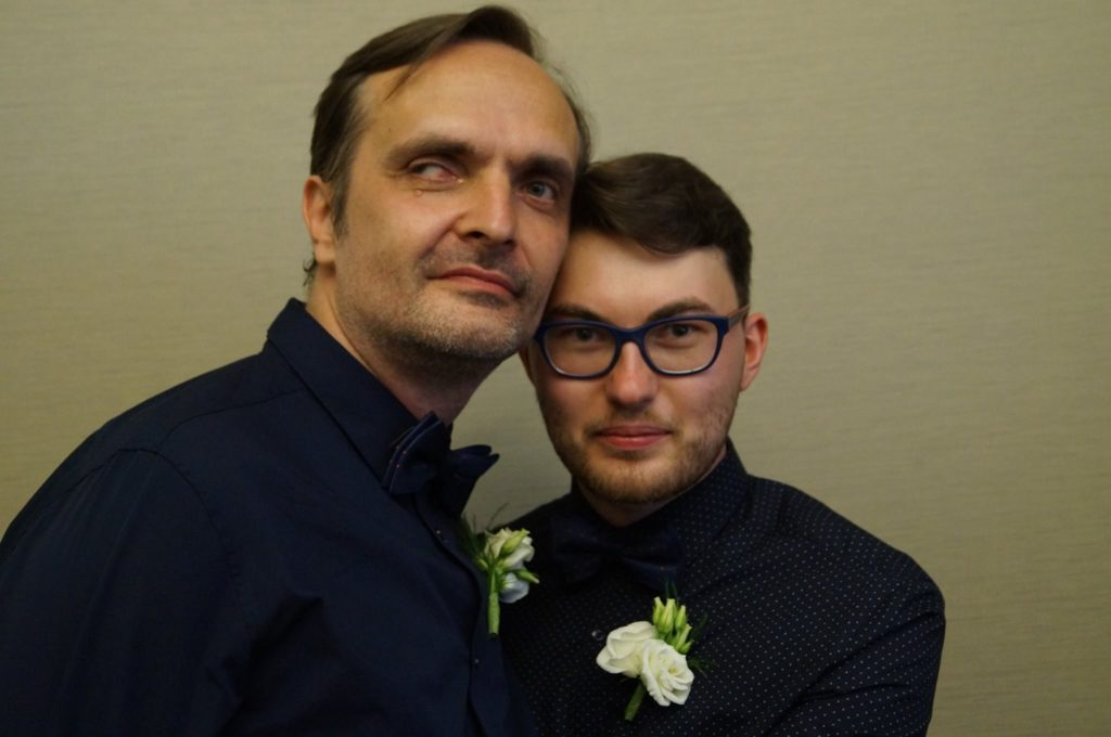 Russia same-sex marriage