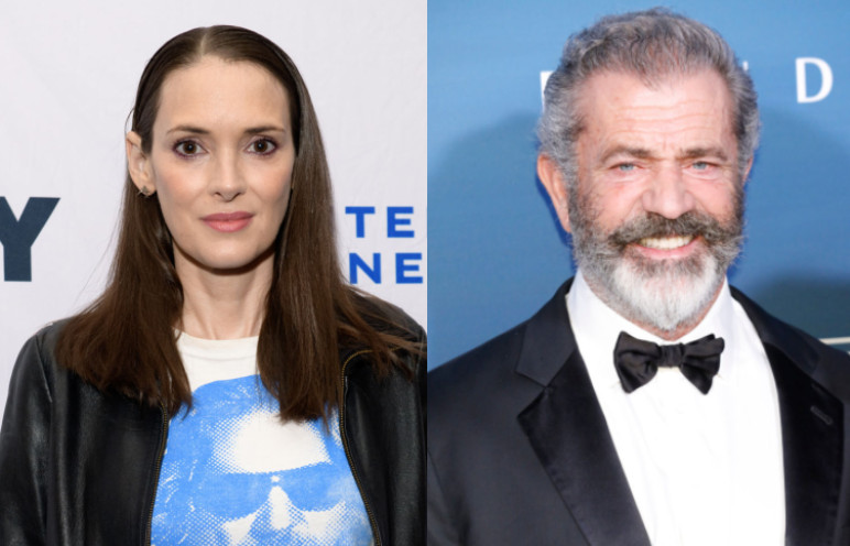 Mel Gibson denies using anti-Semitic slur against Winona Ryder