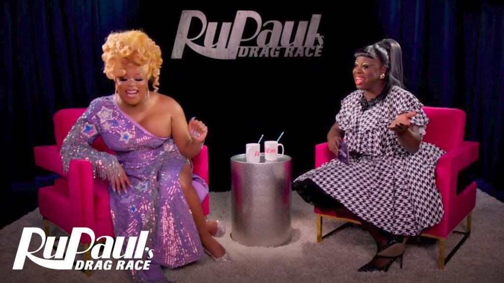 Bob the Drag Queen and Peppermint