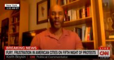 CNN commentator Keith Boykin