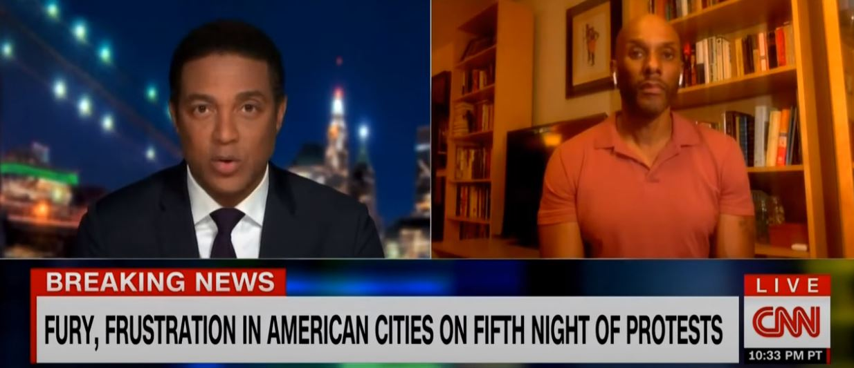 CNN commentator Keith Boykin spoke to Don Lemon about his experiences