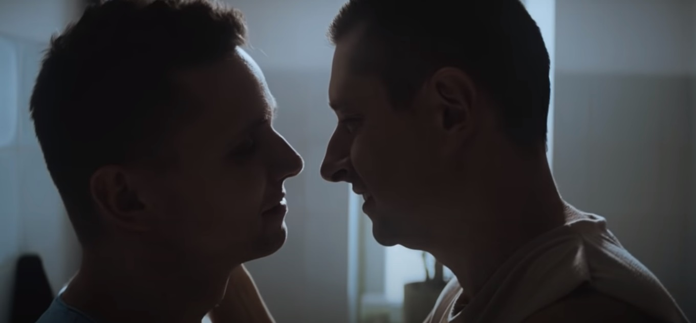 The Durex condom ad features a same-sex couple