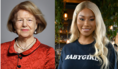 Baroness Nicholson will not be investigated for Munroe Bergdorf comments