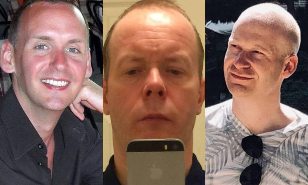 Reading attack: Joe Ritchie-Bennett, David Wails and James Furlong were killed in the knife rampage