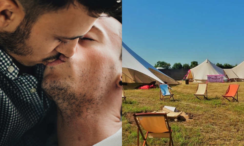 One of the UK's largest LGBT+ swingers festivals has been cancelled, citing coronavirus safeguarding measures. (Stock photograph via Elements Envato/Aurora Lifestyle Festival)