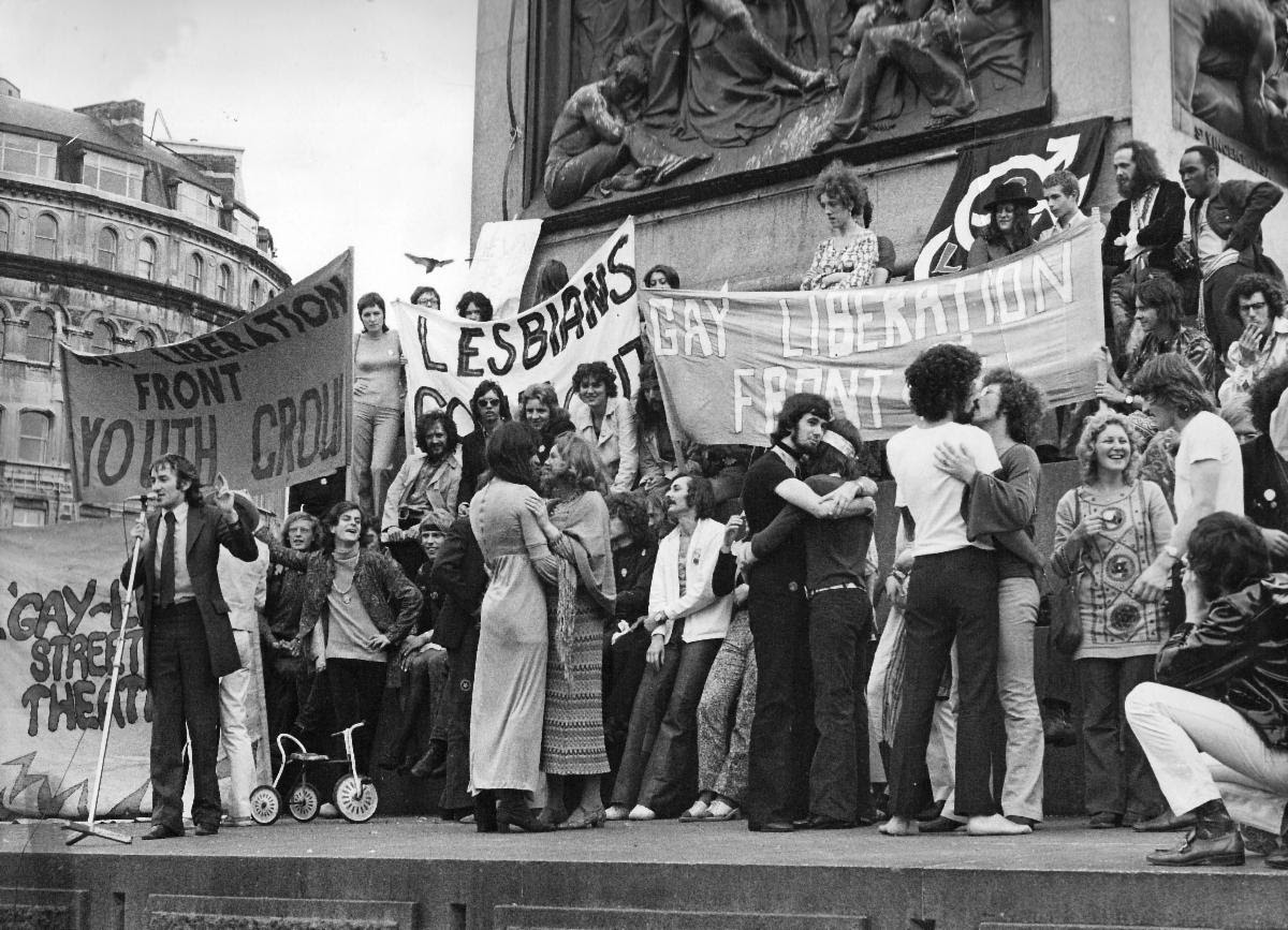 Veteran members of the London Gay Liberation Front will march along the Pride in London route to mark the group's 50th anniversary.