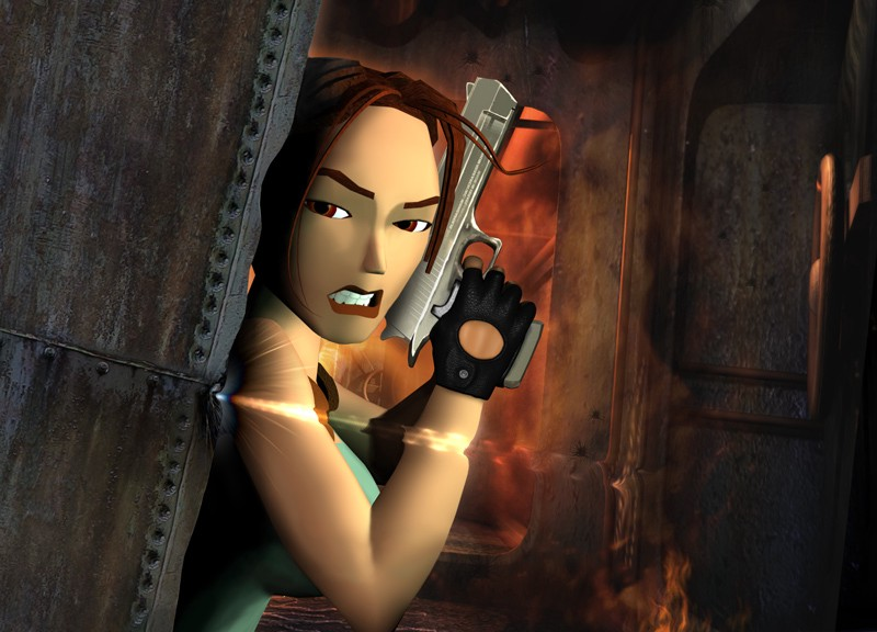 Tomb Raider Writer Tried So Hard To Make Lara Croft Explicitly Queer